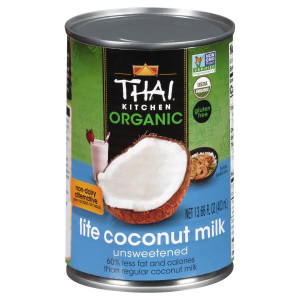 Thai Kitchen Coconut Milk Organic Lite
