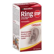 Naturalcare Ring Stop, Capsules