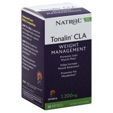 Natrol Tonalin CLA, 1200 mg, Softgels
