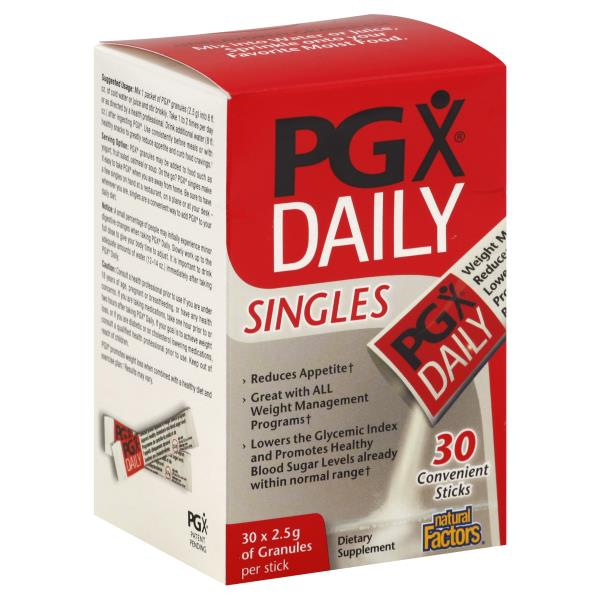 Pgx Daily Weight Loss Sticks Singles Publix Com