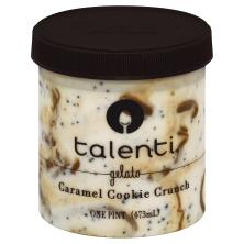 Talenti Gelato, Caramel Cookie Crunch