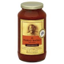 Mario Batali Pasta Sauce, Arrabbiata