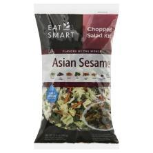 Eat Smart Salad Kit, Asian, Sesame Ginger Flavor