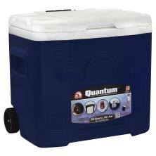 Igloo Quantum Cooler, Wheeled, 28 Quart