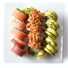 Sushi Chef Sampler Tray, Ready to Eat