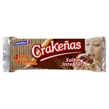 Colombina Crackers, Bran