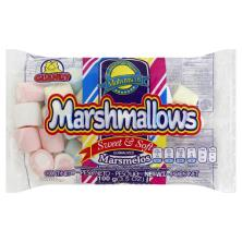 Guandy Marshmallows, Assorted Fruit Flavors