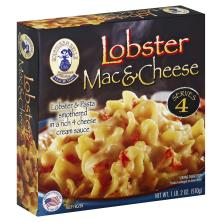 Southern Belle Mac & Cheese, Lobster
