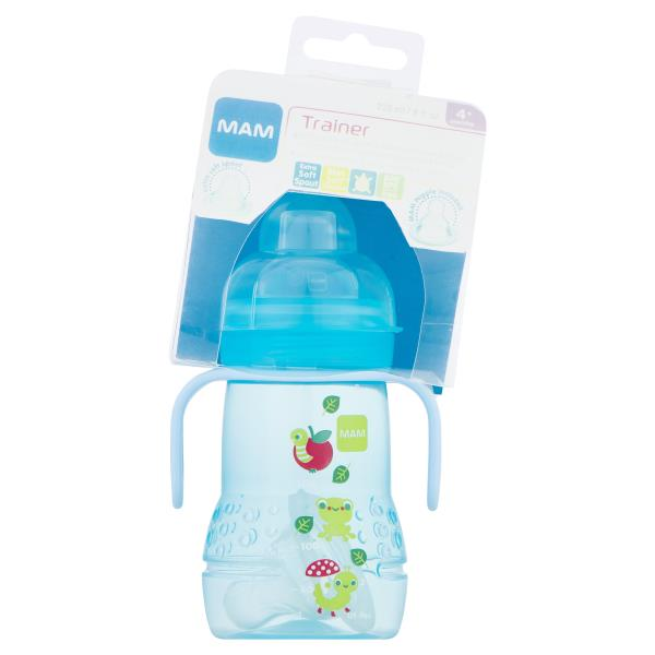 MAM Cup, Trainer, 4+ Months, 8 Ounce