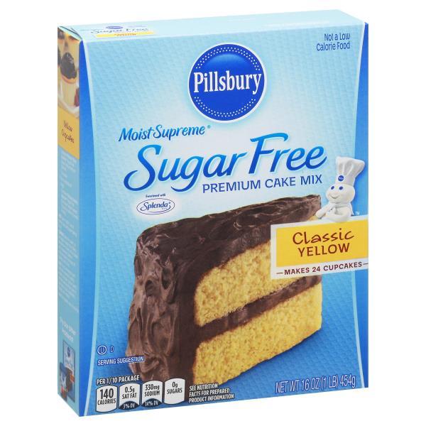 Calories In Pillsbury Gluten Free Cake Mix