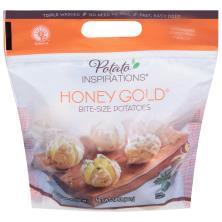 Potato Inspirations Potatoes, Honey Gold, 2 Bites
