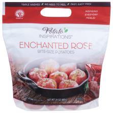 Potato Inspirations Potatoes, Enchanted Rose, 2 Bites