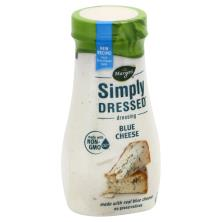 Marzetti Simply Dressed Dressing, Blue Cheese