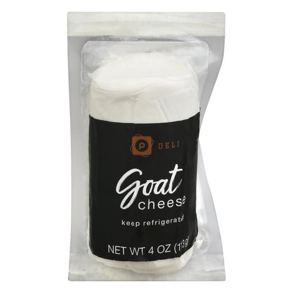 Publix Deli Goat Cheese Log, Domestic