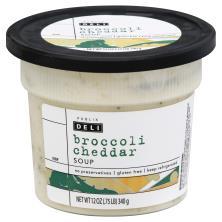 Publix Deli Soup, Broccoli Cheddar