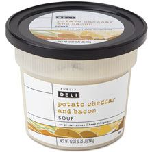 Publix Deli Soup, Potato Cheddar Bacon