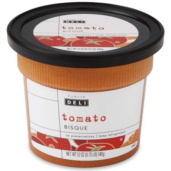 Publix Deli Soup, Tomato Bisque