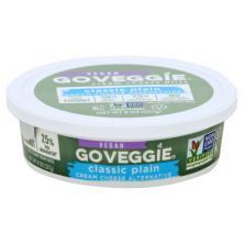 Go Veggie Cream Cheese Alternative, Vegan, Classic Plain