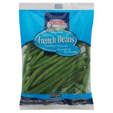Earth Exotics Green Beans, French Haricot Vert