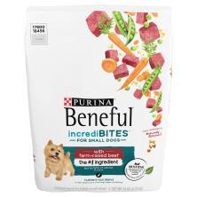 Beneful Dog Food, IncrediBites