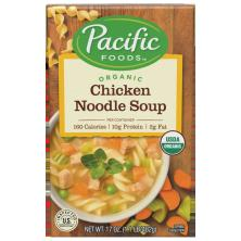 Pacific Organic Soup, Chicken Noodle
