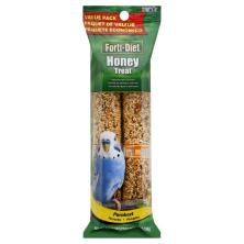 Forti Diet Honey Treat, Parakeet, Value Pack