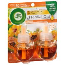 Air Wick Essential Oils Scented Oil Refills, Hawaii