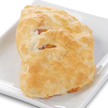Ham & Cheese Breakfast Biscuit
