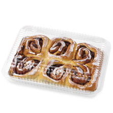 Cinnamon Buns with Raisin 6-Count