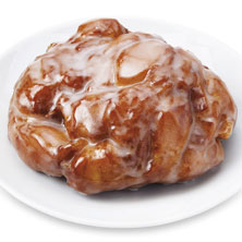 Apple Fritter Glazed/Cinnamon
