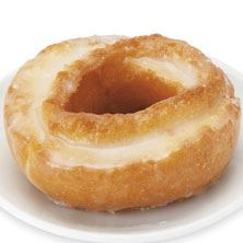 Sour Cream Cake Donut