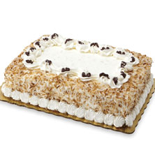 Toasted Coconut Treat
