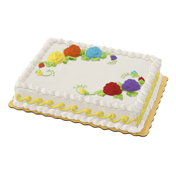 Whipped Topping Iced Sheet Cake Publix Com