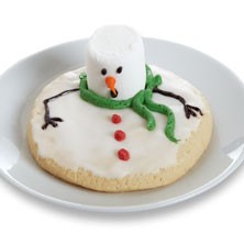 Hand Decorated Holiday Cookie