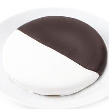 Lg Black & White Cookie