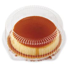 Large Hispanic Flan De Leche