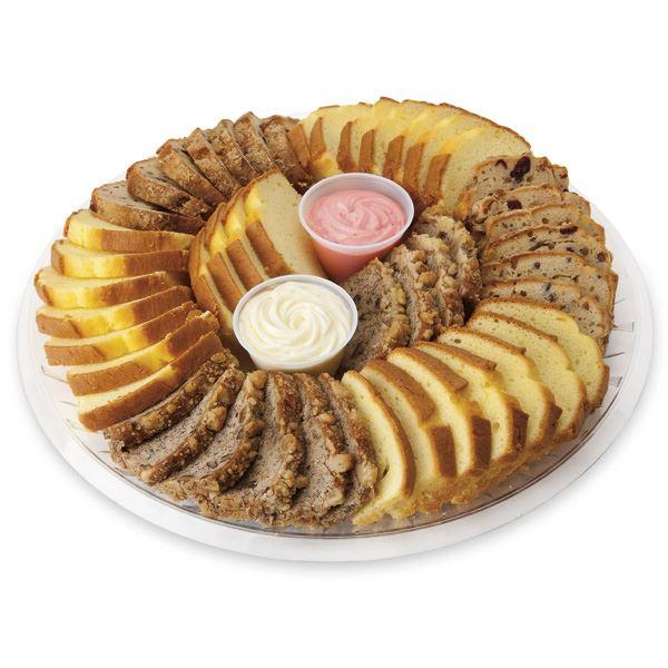 Loaf Cake Platter Large 56-Count