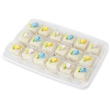 Petit Fours Platter Small 18-Count