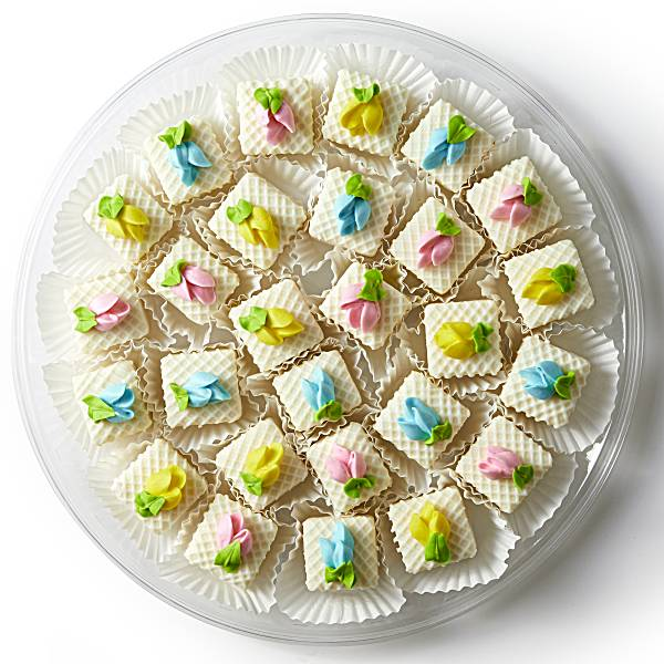 Petit Fours Platter Medium 33-Count