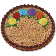 "12"" Decorated Chocolate Chip Cookie"