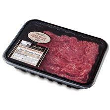 Alle Ground Chuck, Kosher Beef