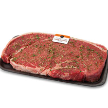 Publix Badia Complete Seasoned, Boneless Beef Top Sirloin Steak