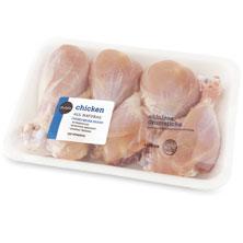 Publix Skinless Chicken Drumsticks, USDA Premium