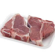 Publix Veal Loin Chops, USDA Choice, Group Raised
