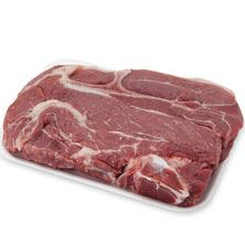Publix Veal Shoulder Chops, USDA Choice, Group Raised