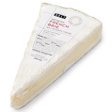 Publix Deli French Brie Cheese, Soft Ripened, Imported