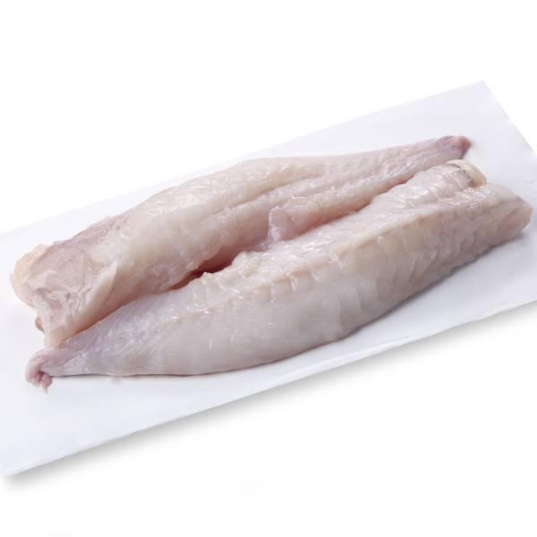 Monkfish Fillets, Fresh, Wild