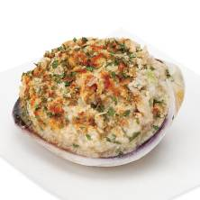 Stuffed Clams, Previously Frozen, Wild