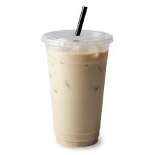 Flavored Iced Latte Large