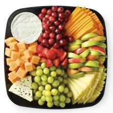 Publix Deli Fresh Fruit & Cheese Platter, Medium